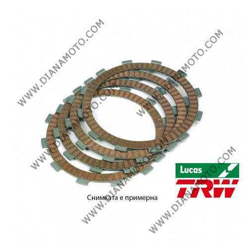 Съединител TRW 136x101x2.7 -7бр 136x108x3 -1бр 10 зъба MCC120-8