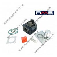 Цилиндър к-т с гарнитури RMS (синя серия) ф 39.00 мм болт ф 12 мм RMS 100080551 OEM 12101-KEB7-901 к. 11706