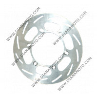Спирачен диск преден Suzuki Burgman 250 400 ф 260x121x5 мм 6 болта равен на код RMS 225160370 к. 5341