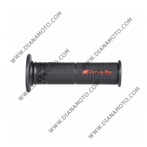 Дръжки Ariete 02615-R Estoril Road червено-черни Soft 120 мм отворени к. 6163