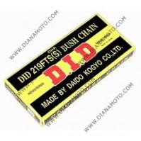 Ангренажна верига DID 219 FTH DHA - 108L к. 8163