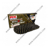 Верига RK BL 525 X-XW - 122L Neo Black Scale Super sports к. 9349