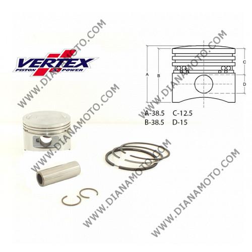Бутало к-т Vertex Кymco Grand Dink 150 ф 57.80 мм 23212040 к. 7-9