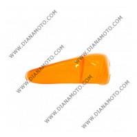 Стъкло за мигач Gilera Runner 50 заден ляв оранжев к. 5498