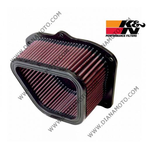 Въздушен филтър K&N SU 1399 к. 5-45