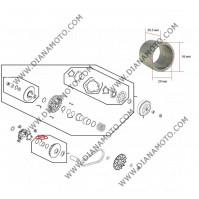Втулка за вариатор Kymco Xciting 500 OEM 22112-LBA2-E00 k. 11333