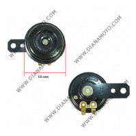 Клаксон GY6 50 125 150 китайски мотори 12V 1.5A 105dB к. 3-41