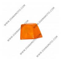 Стъкло за мигач Yamaha JOG 50 27V заден десен оранжев к. 1148