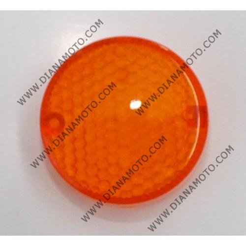 Стъкло за мигач Aprilia SR 50 заден ляв оранжев k. 5468