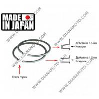 Сегменти 41.50 мм 1.5 конус + 1.5 конус ключ горен 2T Japan к.182