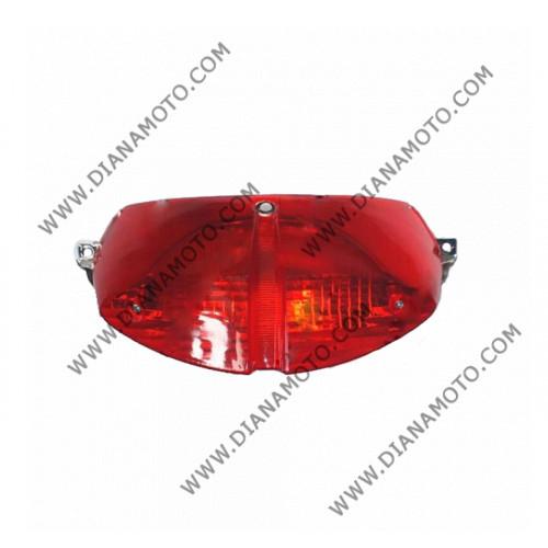 Стоп цял Peugeot Speedfight 2 50-100 червен к. 5185