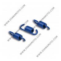 Пружинки съединител Malossi 299603 сини ф 2,0 мм 3бр за оригинален съединител к. 4-265