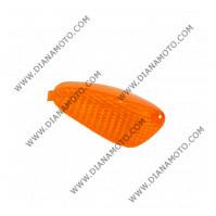 Стъкло за мигач Gilera Runner 50 преден десен долен оранжев к. 5156