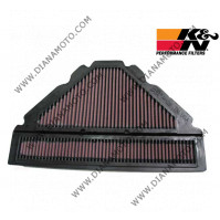 Въздушен филтър K&N YA 6096 к. 5-18