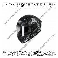 Каска Airoh Valor Shell черен мат M к. 11598