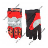 Ръкавици S-511 червени синтетика размер S  к.4242