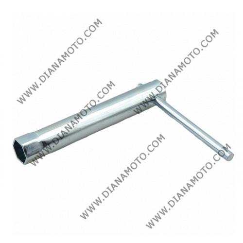 Ключ за свещи 18x150 мм к. 10080