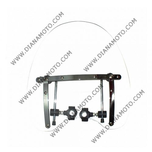 Слюда Chooper WS-1:420 H 455 mm за кормило 22 мм к. 2308