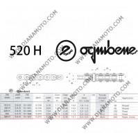 Верига Ognibene 520 H SB - 120L к. 41-3