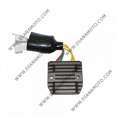Реле зареждане Honda CBR 600 RR CBR 900 RR SC44 CBR600 F 7 кабела к. 7498