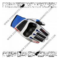 Ръкавици Spidi X-GT синьо-бели размер M к. 6273