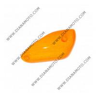 Стъкло за мигач Yamaha Aerox MBK Nitro 50 преден ляв оранжев k. 5140