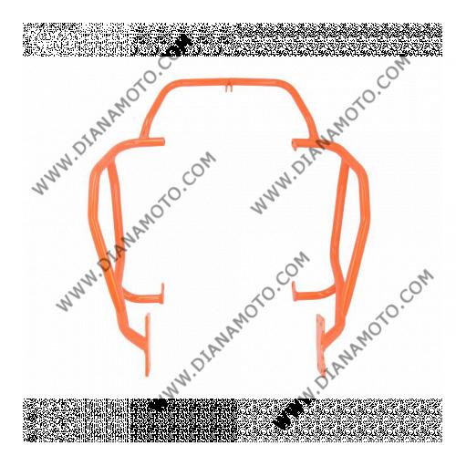 Ролбари KTM 1050 / 1190 Adventure оранжеви RDM-CF56O