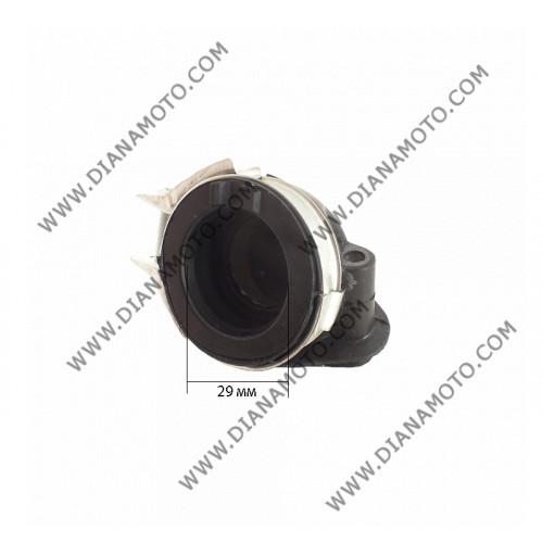 Маншон за карбуратор Baotian GY6 125-150 4T равен на код RMS 100520370 к. 3-160