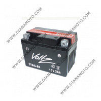 Акумулатор YTX4L-BS Voltz к. 6894