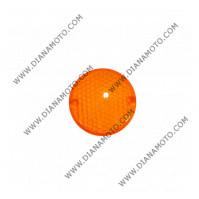 Стъкло за мигач Malaguti F10 50 преден ляв оранжев к. 5132