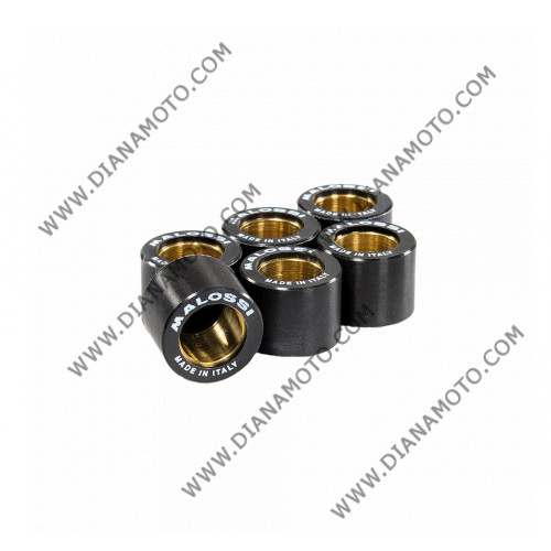 Ролки вариатор Malossi 23x18 мм 25 грама 669917.UО к. 4-348