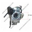 Карбуратор Baotian GY6 Kymco 125-150 ф 24 мм к. 10894