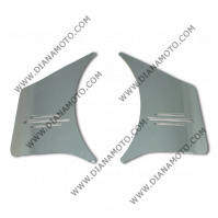 Декорация за странична пластмаса Suzuki VS 800 Intruder хром к. 3352