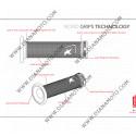 Дръжки Ariete 02636/C-N Aries черни Soft затворени к. 10506