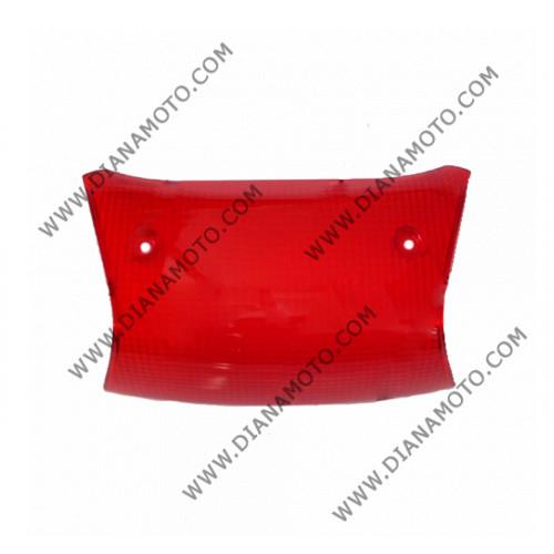 Стъкло за стоп Suzuki AD 50 - 110 червено к. 1092