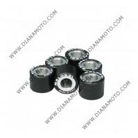 Ролки вариатор Malossi 20.9x17 мм 10 грама 6613697.FO к. 4-198