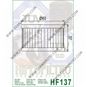 Маслен филтър HF137 к. 11-40