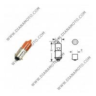 Крушка за мигачи 12V/23W H21 BA9S оранжева 180 градуса к. 560