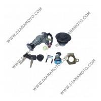 Ключалки к-т Longjia LJ50QT-K 2T к. 3-546