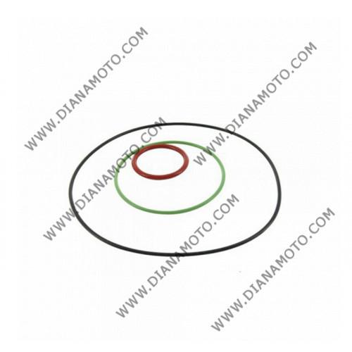 Гарнитури цилиндър к-т Malossi 1111736 C Piaggio тип А LC к. 4-152