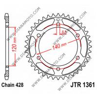 Зъбчатка задна JTR 1361 - 50 к. 7266