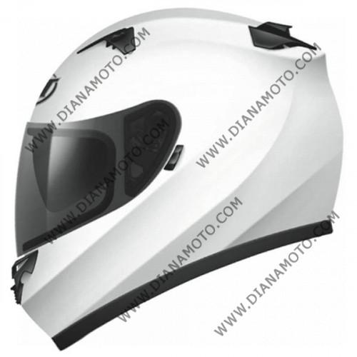 Каска MT Blade SV Бял металик XS к. 9128