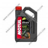 Масло Motul Atv Utv Expert 10w40 полу синтетика 4 литра