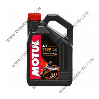 Масло Motul 7100 10W30 4T пълна синтетика 4 литра к. 10738