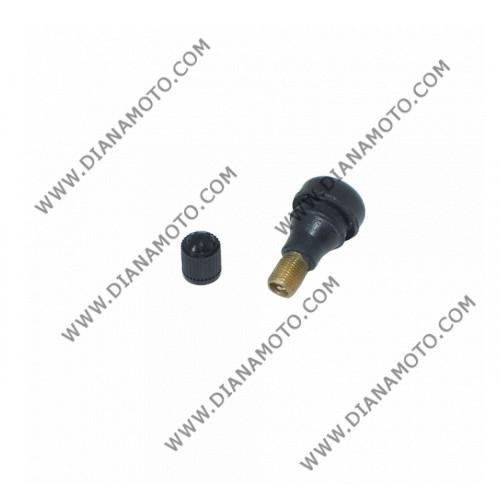 Вентил за безкамерни гуми къс прав IRC PRV 70 к. 1-28