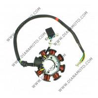 Статор Bashan 200-250 ATV бобини 8 ф 88.50 мм 5 кабела к. 11089