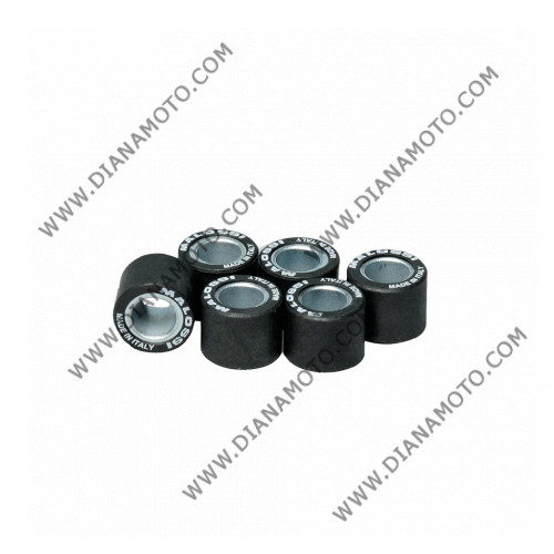 Ролки вариатор Malossi 15x12 мм 3.7 грама 669417.CO к. 4-58