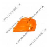 Стъкло за мигач Yamaha Champ 50 преден ляв оранжев к. 1177