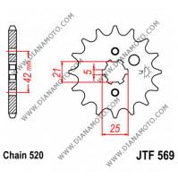 Зъбчатка предна JTF 569 - 12 к. 7105
