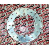Спирачен диск заден Honda CR 125 / 250 / 500 ф 220x122x4.0 мм 4 болта к. 3821